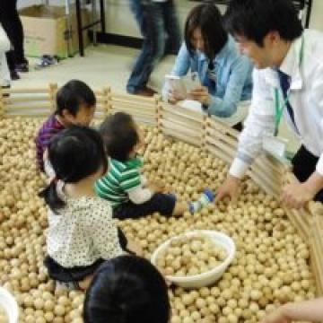 木育ひろめ隊で「ぽこ・あ・ぽこ」さんへ!!