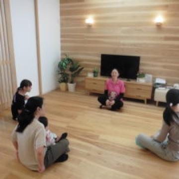 西神戸モデルハウスにてベビーダンスを開催しました!