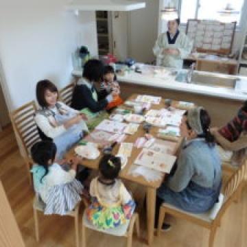 『飾り巻き寿司講座』を開催しました!!
