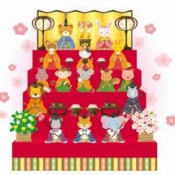 ひな祭り(*´ω`*)