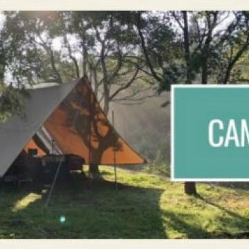 □キャンプとDIY□