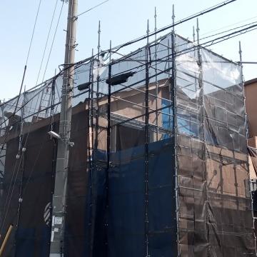 🏠明石モデルハウス 進捗状況