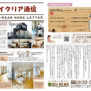 ■イクリア通信&本日のイクリア■